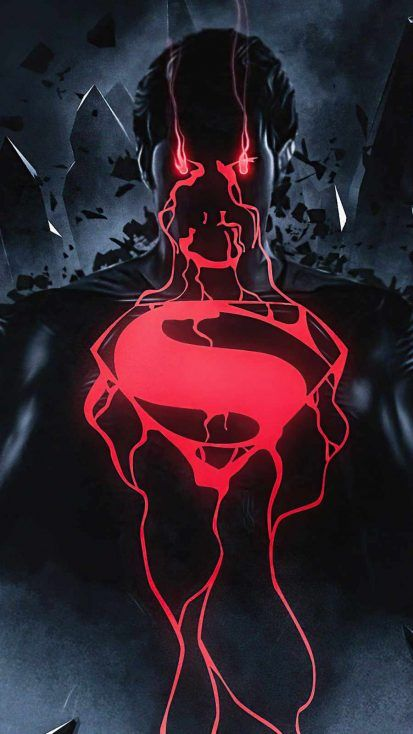 Superman Do You Bleed - IPhone Wallpapers