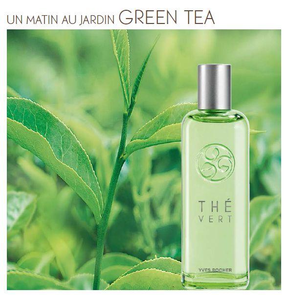 Yves Rocher Un Matin Au Jardin The Vert In 2020 Yves Rocher New