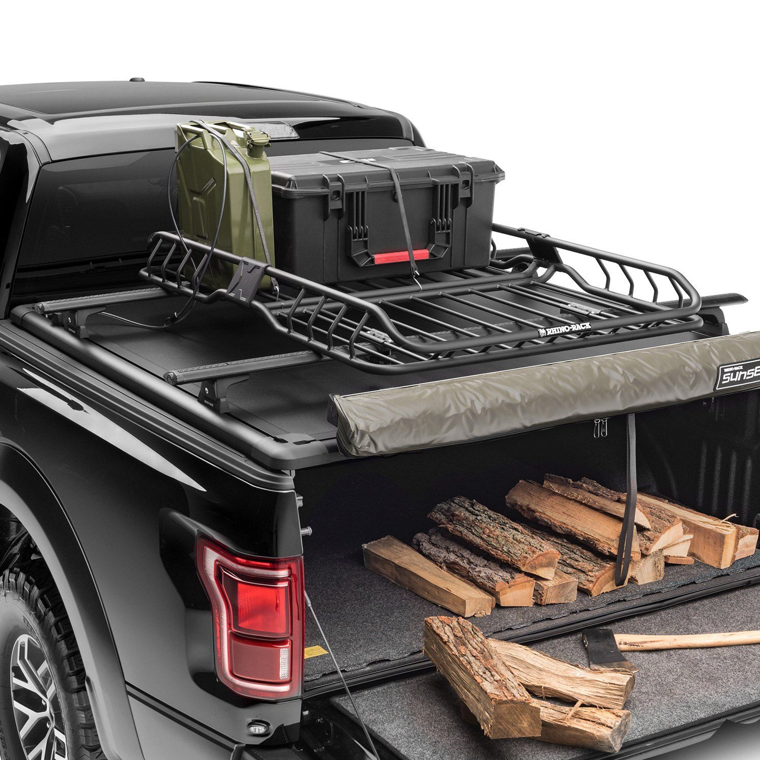 UnderCover® Large XTray for RidgeLander Tonneau cover