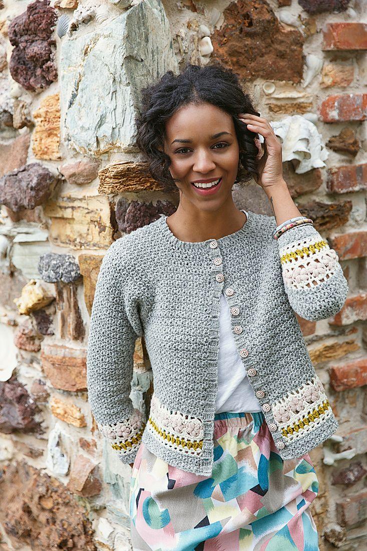 Ravelry: Hanabira pattern by Eline Alcocer | Knitted & Crochet ...