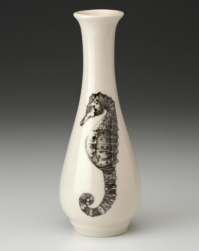 Laura Zindel Design - Bud Vase: Seahorse, $38.00 (http://www.laurazindel.com/bud-vase-seahorse/)