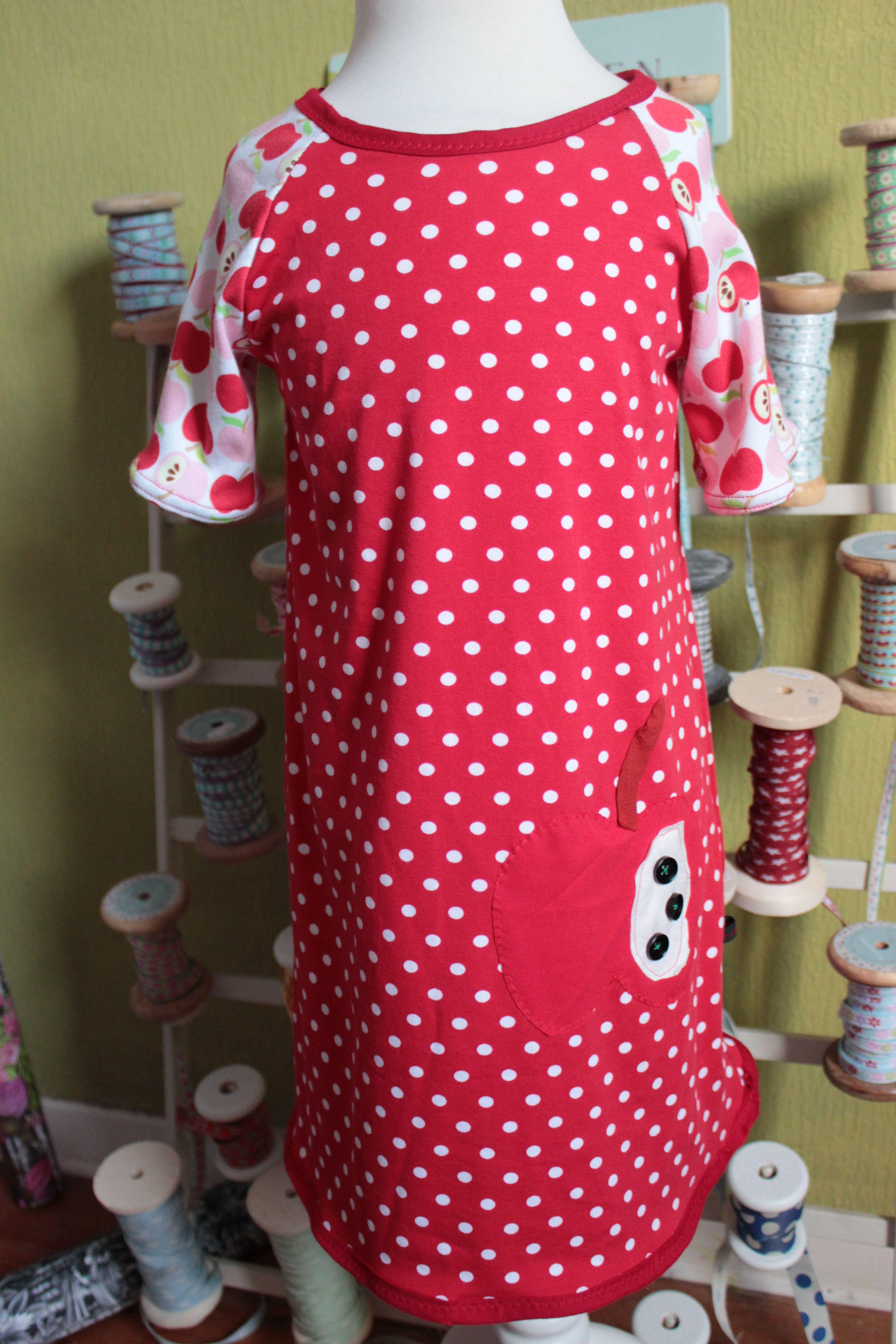 Ein Kleid zur Apfelernte