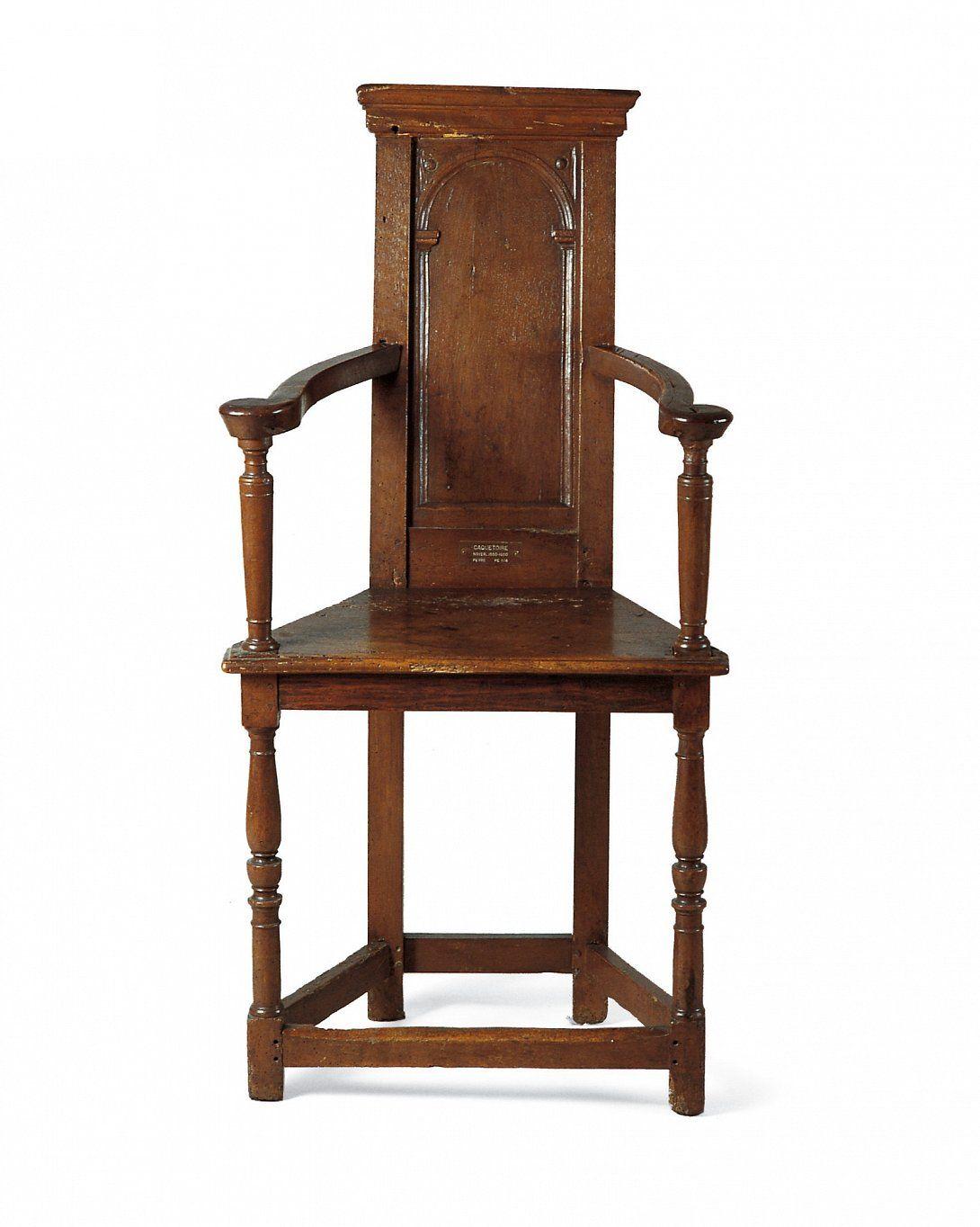 Caquetoire Renaissance Furniture Baroque Furniture Chair