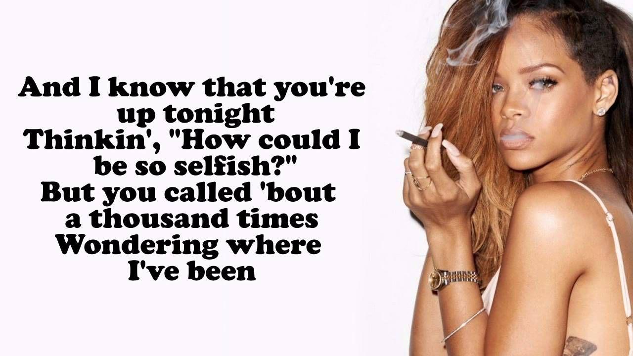 Rihanna Four Five Seconds Lyrics Ft Kanye West Paul Mccartney Paul Mccartney Lyrics Rihanna Four Five Seconds
