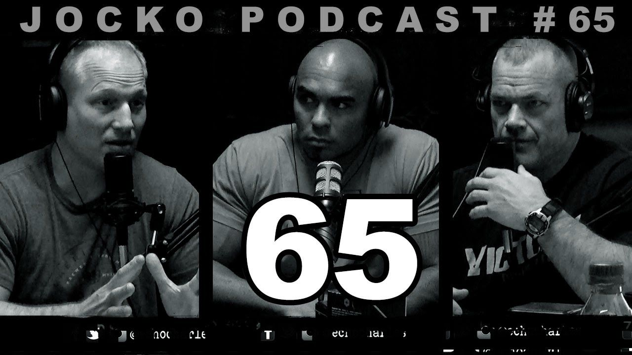 Jocko Podcast 65 w/ Leif Babin What to Carry to Be