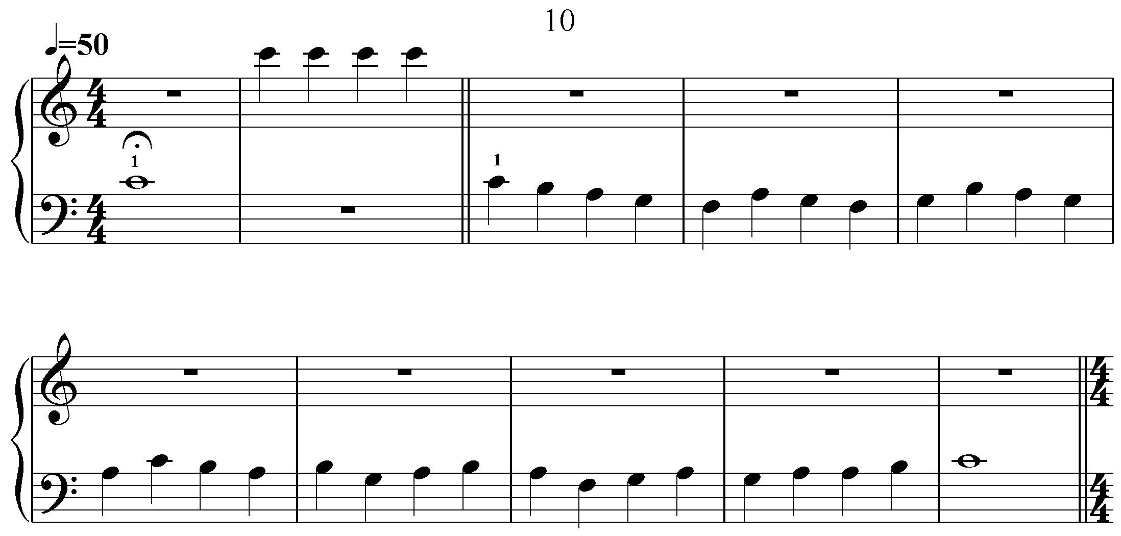 Improve Your Piano Sight Reading For Absolute Beginners