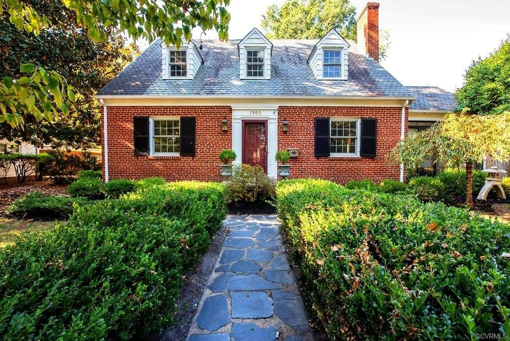 Home For Sale At 1303 Brookland Richmond Va 23227 379 950