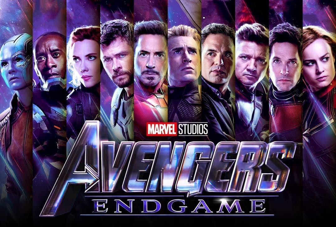 Avengersendgame Has Received An A Cinema Score From Audiences Joining The Avengers And Black Panther As The 3rd M Avengers Marvel Studios Captain America