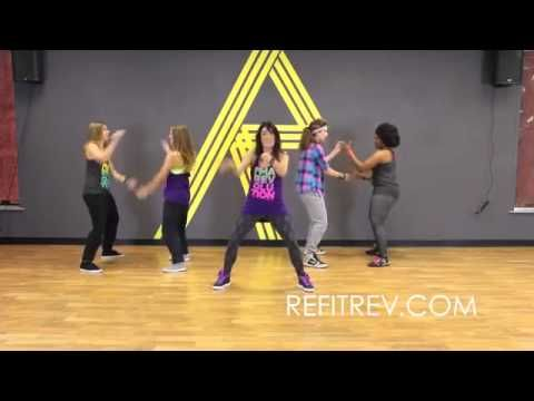Refit Dance Fitness Happy With Images Dance Workout Zumba