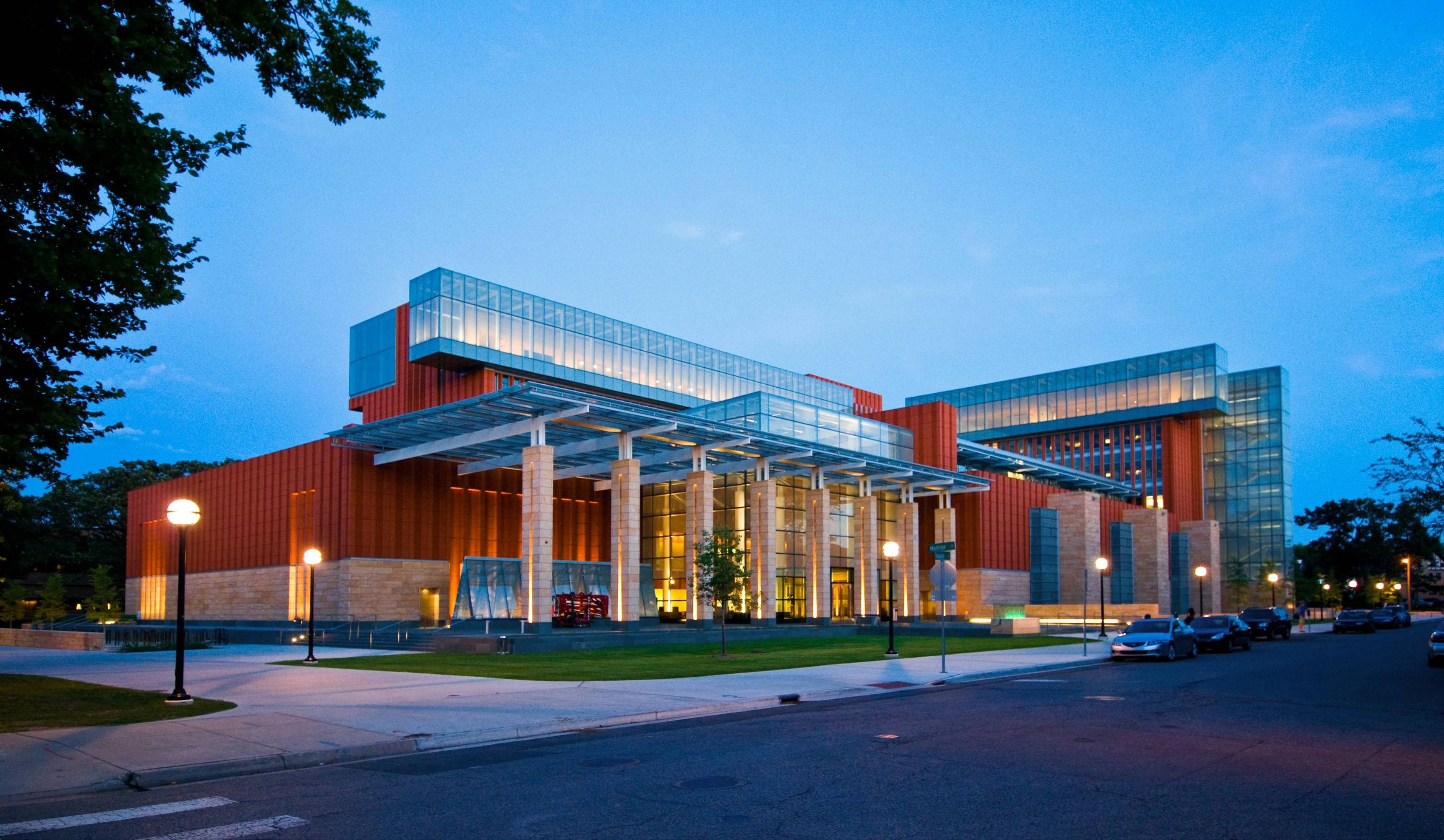 Architecture Michigan Ross School of Business Ann Arbor
