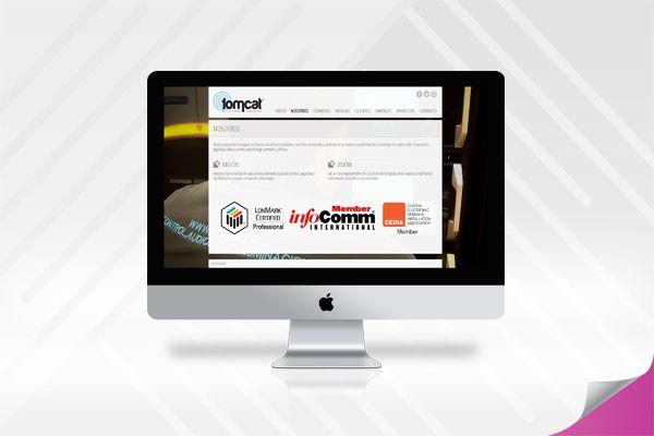 Sitio Web / Website - Tomcat