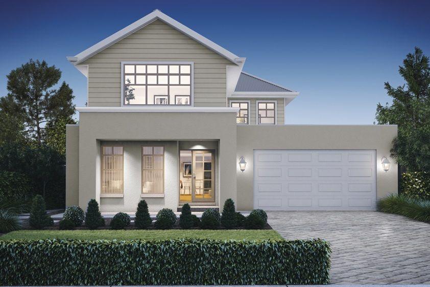 New england facade hoffman b porter davis american style pinterest facades house and for American house exterior design