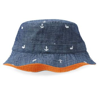 98d99619518 Reversible Sun and Swim Hat - For Charlie
