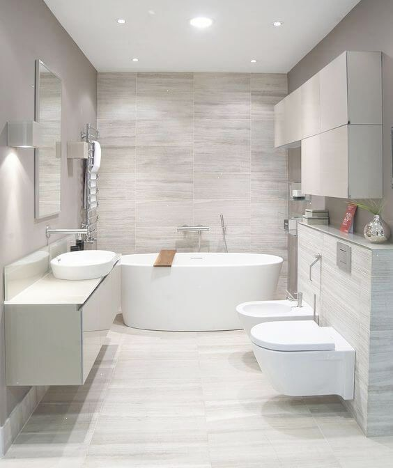 Best design of minimalist scandinavian bathroom style ideas also beautiful modern designs with soft and neutral color decor