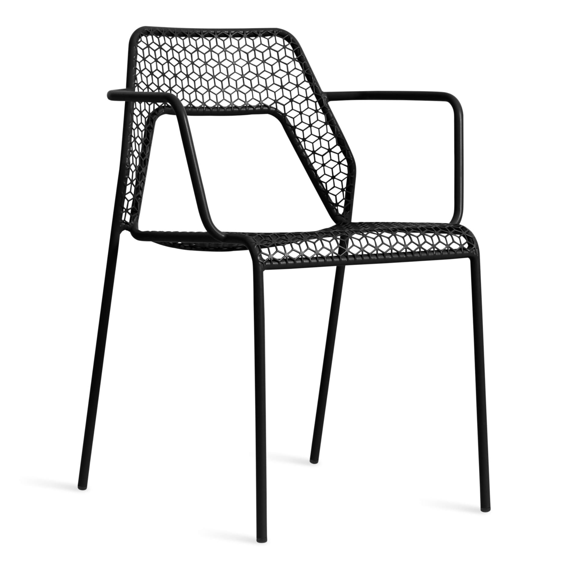 Hot mesh armchair in 2020 modern outdoor seating chair