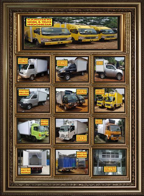 Ujungpandang Harga Mobil & Truck Karoseri Box Pendingin