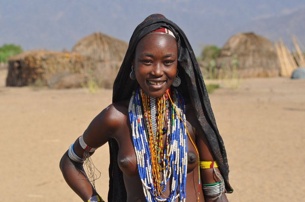 Remote tribe girls of africa pussies #5