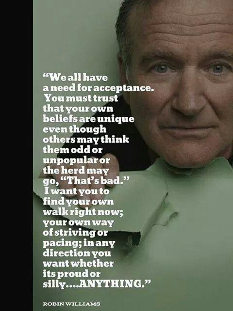 Heartbroken | Robin williams quotes, Robin williams ...