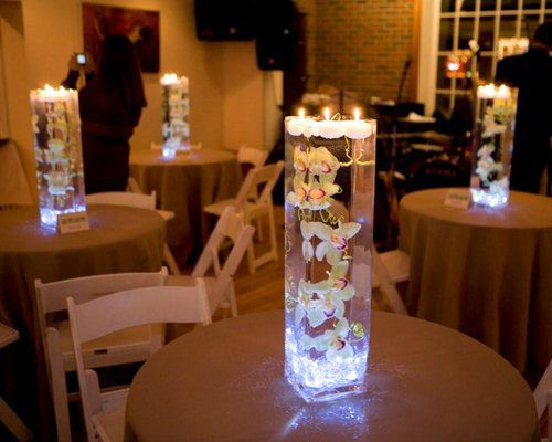 Uplight A Vase With Our Waterproof Leds For A Magical Atmosphere
