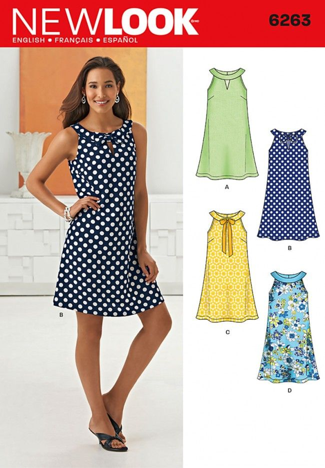 New Look - 6263 | Patterns
