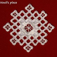 Nouli's place: Xmas ornaments completed