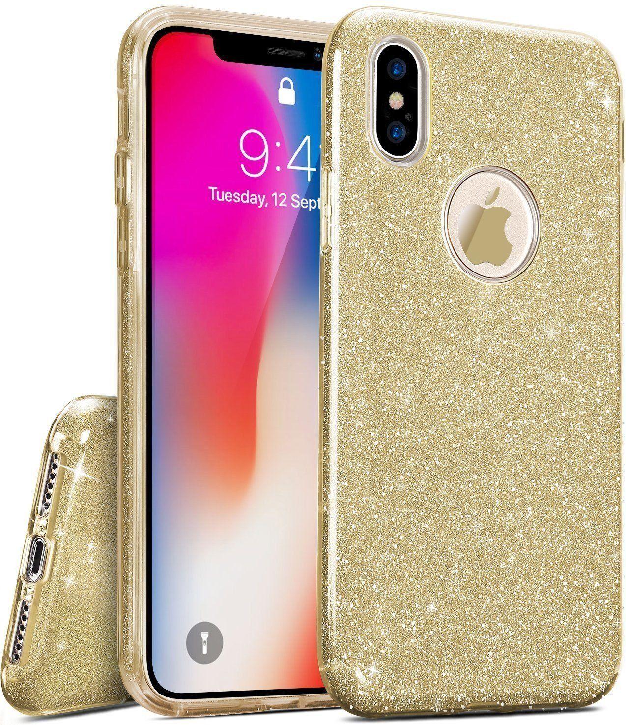Apple Iphone X 2017 Release 10 Case Gadgetfarmer Slim Xr Spigen Carbon Fiber Softcase Rugged Armor Casing Soft Shinning