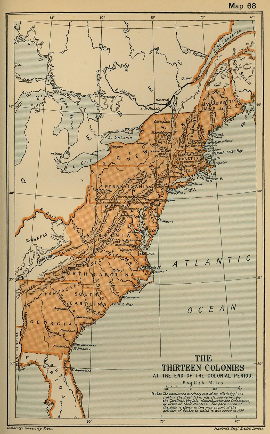 South Carolina One Of The 13 Original American Colonies Was