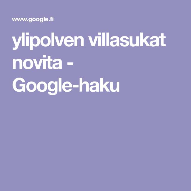 ylipolven villasukat novita - Google-haku