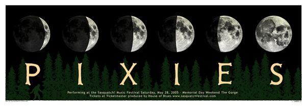 Pixies - Sasquatch Festival - Emek