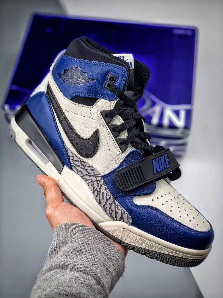 06c0456442b9 2019的Nike Air Jordan Legacy 312 NRG Storm Blue AQ4160-104