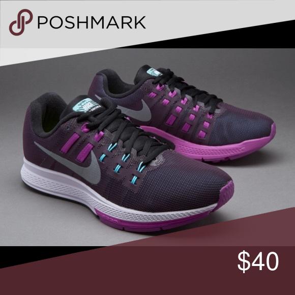 wholesale dealer 3088a e15a3 Nike Air Zoom Structure 19 - Women's 8.5 - Purple I ...