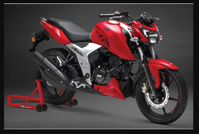 New Tvs Apache Rtr 160 4v Specification Features And Top Speed