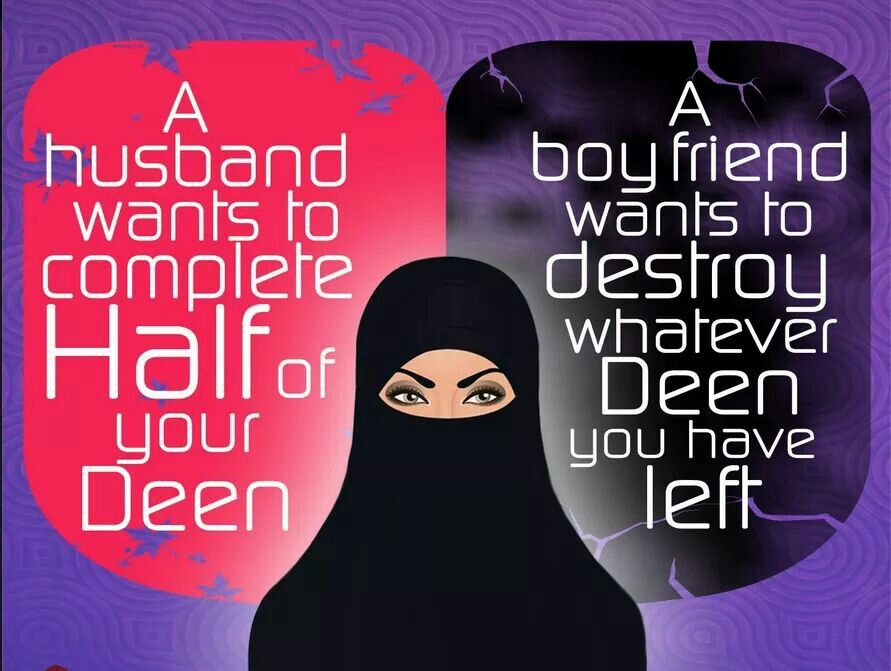 If U Think Tht A Man S Job In Love Is To Make A Woman Compromise On Her Deen Then Ur Definition Of Love Is Islam Teaching Quotes Feelings Quotes