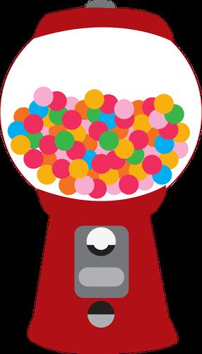 doces e balas minus clipart pinterest clip art empty bubble gum machine clip art bubble gum machine clipart