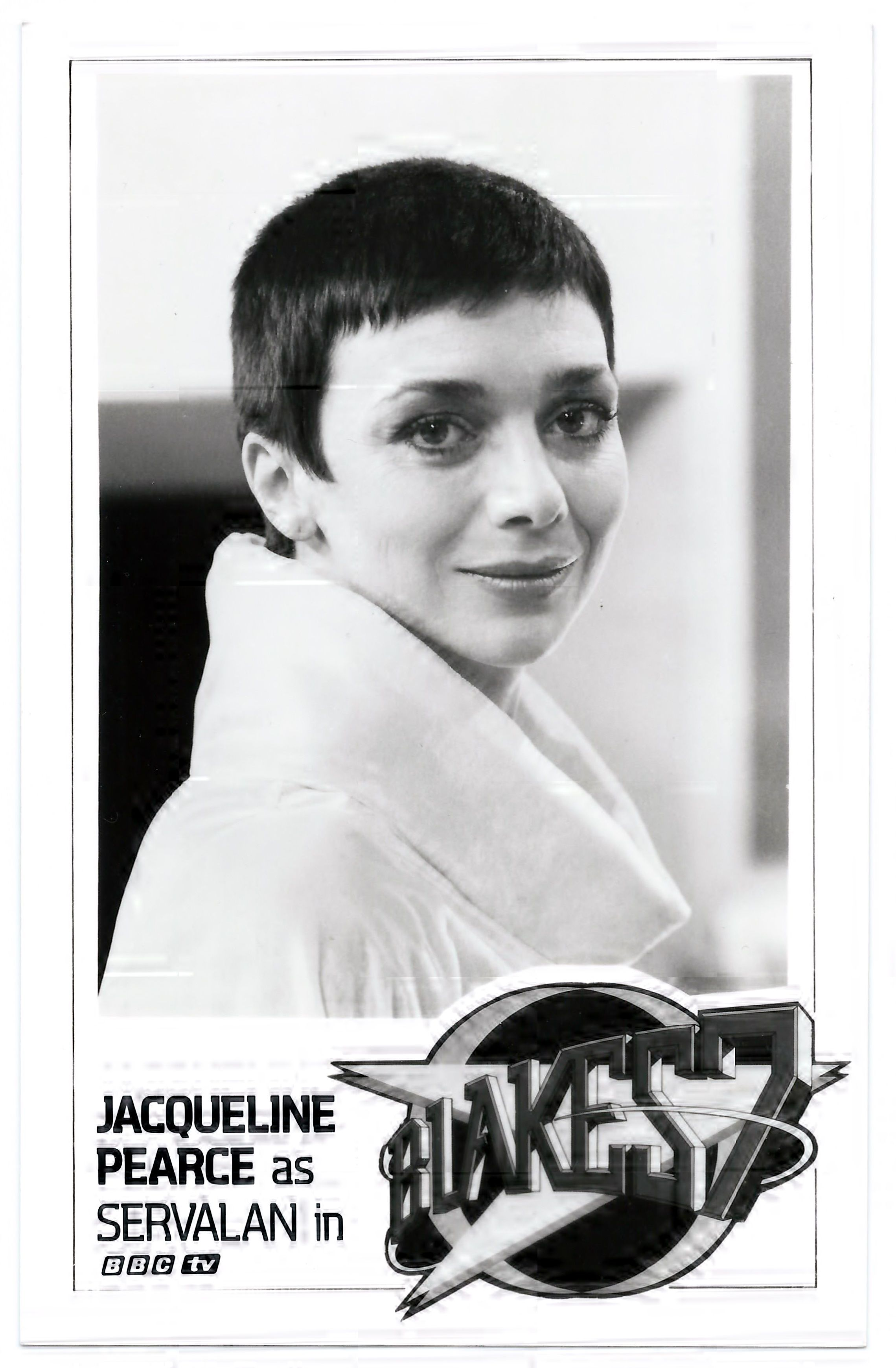 picture Jacqueline Pearce