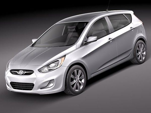 2014 Hyundai Accent Hatchback Accent Hatchback Hyundai Accent Hatchback