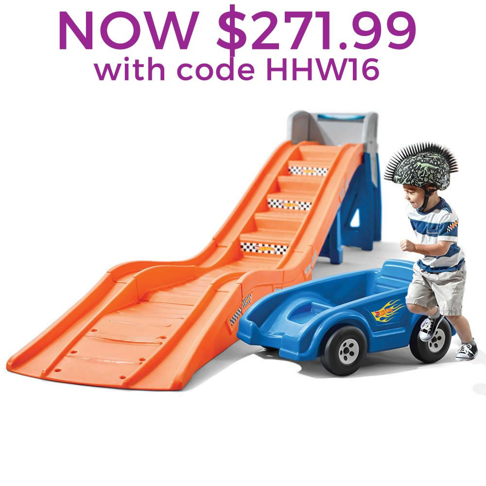 Hot Wheels™ Extreme Thrill Coaster™ Ride on toys