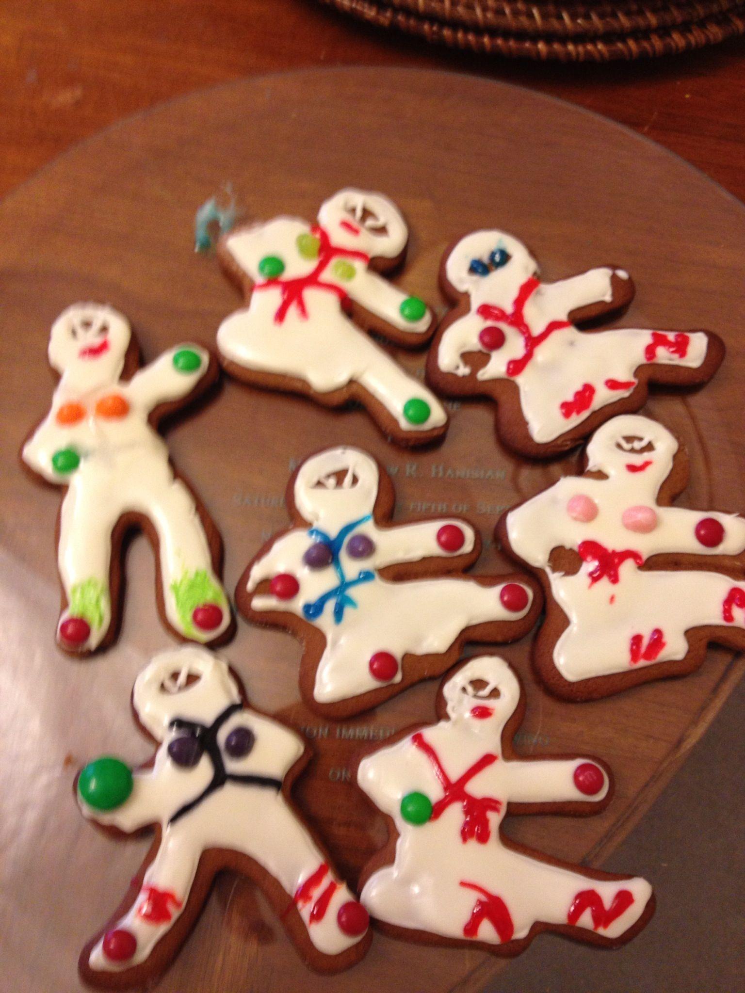 Christmas ninjas | Eli et Holly: Choses que nous j'adore ...