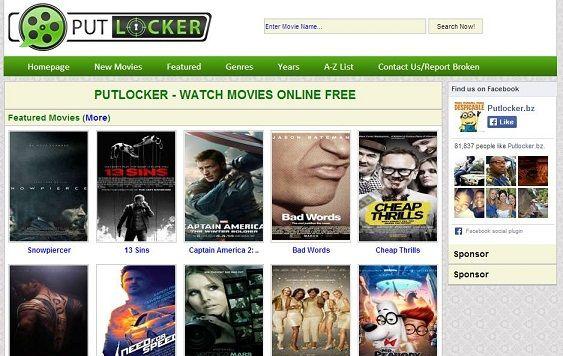 Putlocker  Movies To Watch Free, Movies Online, Free -1705