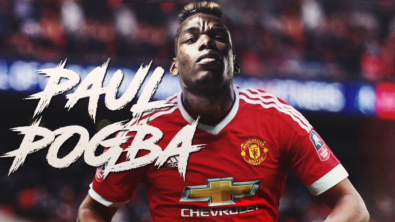 Paul Pogba Signs With Manchester United For 89 Million Manchester United Manchester Paul Pogba