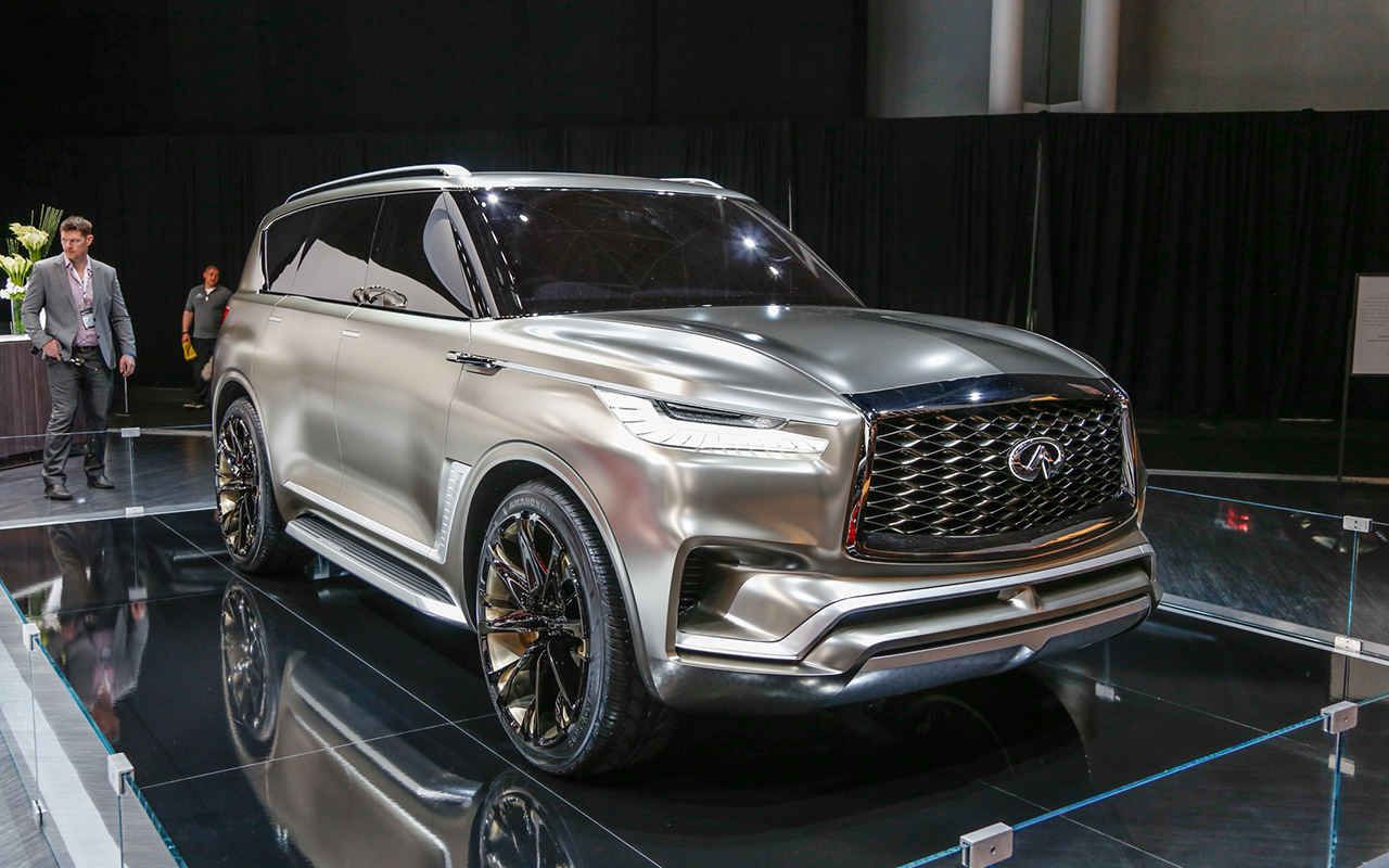 New 2019 Infiniti Qx80 Get Monograph Body Platform All Rumors