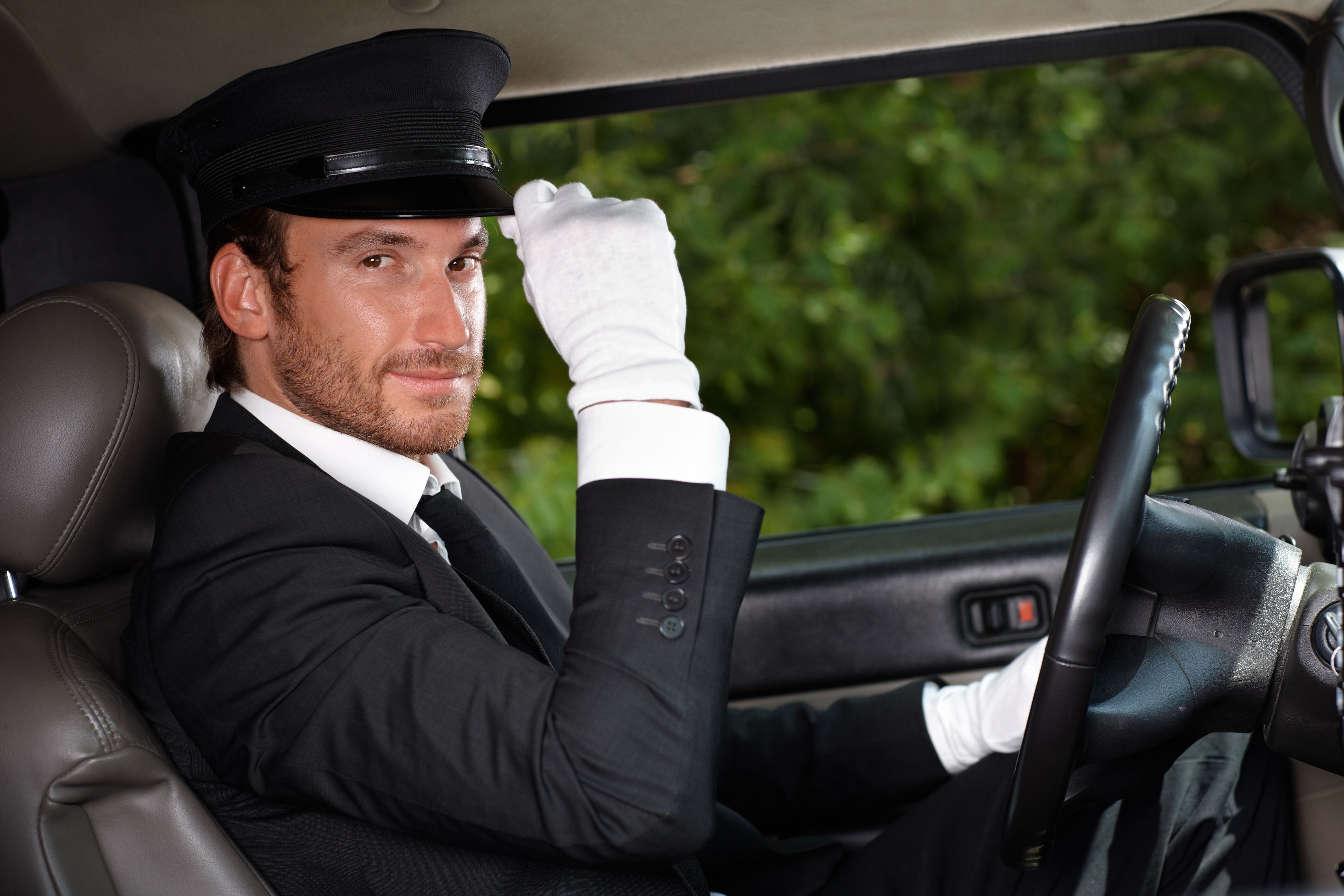 Book your professional driver from sf best limousine via