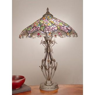 Tiffany Lamp Stained Glass Table Lamps Tiffany Stained Glass