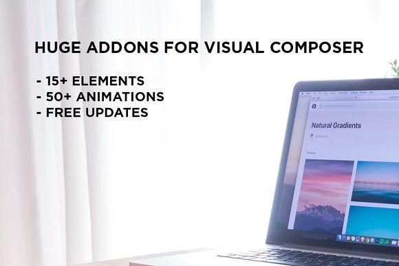 Huge Addons For Visual Composer
