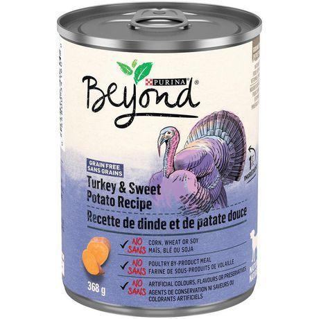 Purina Beyond Natural Grain Free Wet Dog Food; Turkey