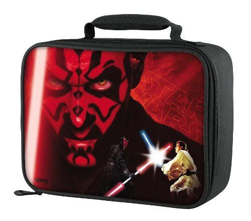 75480c1c1b  31 Star Wars Thermos Insulated Lunch Kit