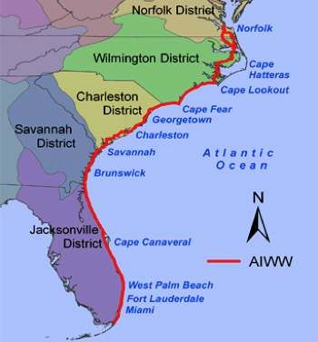 Doing The Intracoastal Waterway On A Pontoon Boat Boat Plans