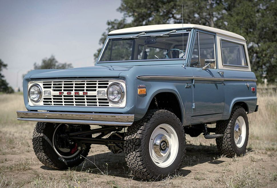 33++ Ford bronco by year pictures trends