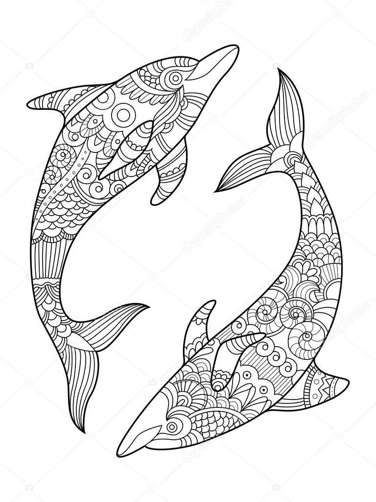 Pin Von Super Malvorlagen Auf Delfine Malvorlagen Wenn Du Mal Buch Malvorlagen Ausmalbilder