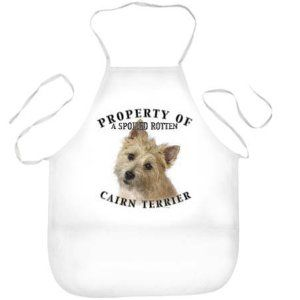 Cairn Terrier Property Apron Cairn Terrier Cairn Terrier